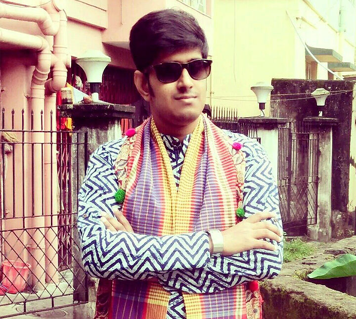 Ishan Chakraborty from India